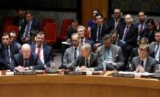 Британия на заседании Совбеза ООН обвинила РФ в нарушении Конвенции о запрещении химоружия