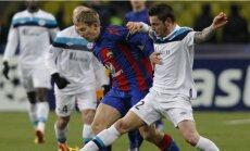 Cauņas pārstāvētā CSKA par vietu UEFA Eiropas līgas grupu turnīrā spēkosies ar Zviedrijas klubu AIK