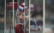 Video: Indrašis un Meija iekļūst KHL nedēļas labāko spēka paņēmienu izlasē