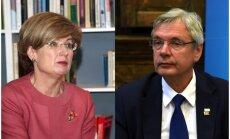 Saeimas komisijā deputāti saķeras par nepieciešamību ministriem atskaitīties deputātu priekšā