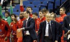 CSKA basketbolisti gūst otro panākumu VTB līgas pusfinālsērijā