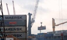 """Латвийский экспорт вырос на 9,6%, импорт """"взлетел"""" на 16%"""