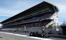 F-1 testu pēdējā diena Katalonijā, nākamā pietura - Austrālijas 'Grand Prix'