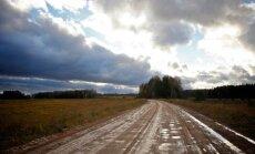 Latgales plānošanas reģionā mudina asfaltēt 48,9 kilometrus ceļu