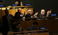Генассамблея ООН приняла резолюцию против признания Иерусалима столицей Израиля