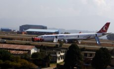 Nepālā avarējusi 'Turkish Airlines' lidmašīna