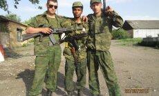 ПБ выявила еще одного латвийца, воюющего на востоке Украины
