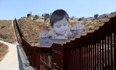 Калифорния судится с Трампом из-за стены на границе с Мексикой