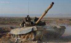 Сирийская армия вышла на подступы к Пальмире