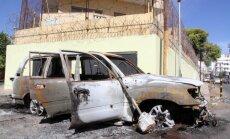 Pēc uzbrukuma Krievija evakuē savu vēstniecību Lībijā