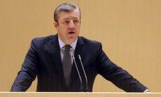 Премьер-министр Грузии Квирикашвили объявил об отставке