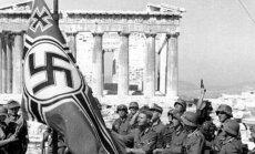Grieķija par nacistu okupāciju Vācijai prasa 279 miljardu eiro kompensāciju
