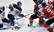 Video: B grupas līderu duelis noslēdzas ar Somijas uzvaru