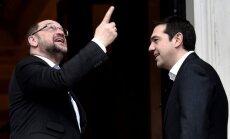 Grieķija vēlas mazināt sašķeltību starp ES un Krieviju