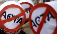 EP noraida 'pretpirātisma nolīgumu'; ACTA nebūs spēkā ES valstīs