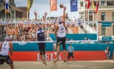 Pļaviņš/Točs iekļūst Eiropas čempionāta astotdaļfinālā, Samoilovs/Šmēdiņš — ceturtdaļfinālā