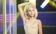Latvijas sensācija: pasaulē labākā video spocīgās meitenītes dubultniece