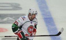Zināmi KHL septītās nedēļas labākie spēlētāji