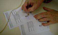 Katalonijas referenduma biļeteni slepeni iespiesti Francijā