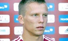 Cauņas atgriešanās pieteikumā nepalīdz CSKA pieveikt Maskavas 'Dinamo'