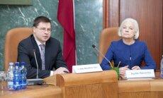 Dombrovskis: valstsvīriem valstiskie mērķi jāprot īstenot pirms tie nobrieduši sabiedrības apziņā