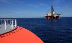 Путин разрешил частникам добывать нефть в Балтийском море