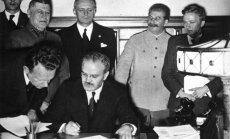 Конференция: пакт Молотова-Риббентропа демонизируется в политических целях