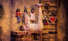 Novembrī Dailes teātris viesosies Jelgavā un Liepājā