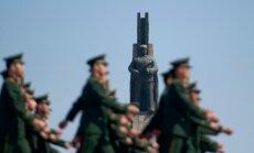 Ziemeļkoreja izslēdz iespēju runāt ar ASV par saviem kodolieročiem