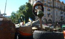 Krievijas okupācijas iestāžu tiesa Krimā notiesā vietējo aktīvistu par dalību Maidanā