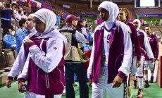Qatar women basketball team
