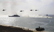 NATO sūtīs trīs novērotājus uz 'Zapad-2017', bet vēlas plašāku novērošanu