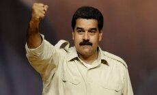 Maduro aicina uz jaunu ēru attiecībās ar ASV
