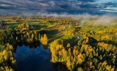 Foto: Rudenīgi krāšņā Veselava un tās apkārtne no putna lidojuma