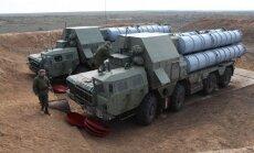 Россия поставит Сирии зенитно-ракетные комплексы С-300