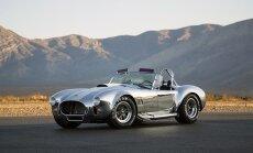'Shelby Cobra' rodstera 50 gadu jubilejas speciālā versija