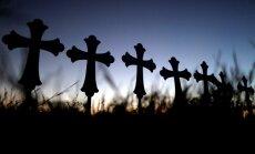 В Даугавпилсе и окрестностях смертность более чем вдвое превысила рождаемость