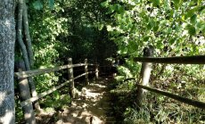 """""""Курземская Сигулда"""": природная тропа Жибгравас в Алсунге"""