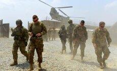 ASV un sabiedrotie palielinās karavīru skaitu Afganistānā