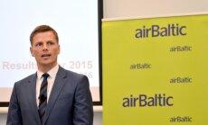 С поста уйдет вице-президент airBaltic