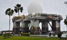 ASV peldošais radars sekos iespējamajiem Ziemeļkorejas ballistisko raķešu startiem