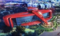 'Ferrari' tematiskais izklaides parks būs arī Spānijā