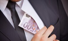 Рейтинг: в Латвии ухудшается ситуация с коррупцией