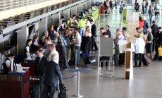 Rīgā ielidojusi lidmašīna ar Latvijas tūristiem no Hurgadas