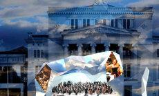 Sākas biļešu tirdzniecība uz krāšņo 'Rīga 2014' koncertu 'Dzimuši Rīgā'