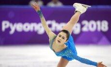 Phjončhanas olimpiskās spēles: cīņas par godalgām. Teksta tiešraide