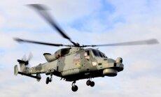 Briti misijā uz Igauniju nosūtīs jaunos 'Lynx Wildcat' helikopterus