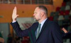 Uvis Helmanis atkāpjas no 'Valmiera/ORDO' galvenā trenera amata