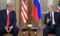 Перед очной беседой Путин и Трамп раскрыли карты, а президент США подмигнул