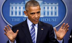 Lejiņš aicina Obamam piešķirt Triju Zvaigžņu ordeni